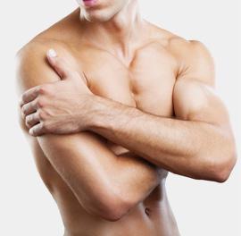 Gonekomasta plastyka piersi u mężczyzn