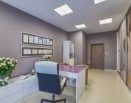 Gabinet diagnostyczny w klinice chirurgii plastycznej Dr Olender